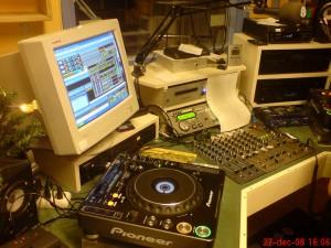 Radio Höganäs - Ungdomsradion Jul spec 2008