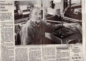 Radio Höganäs - Blåser liv i HNF