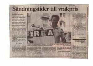 Radio Höganäs - Rea sändning